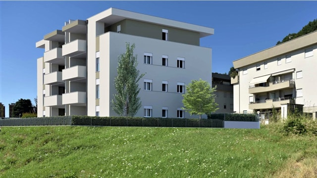 Realizzazione di Edificio Residenziale per 12 Alloggi
