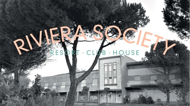 Riqualificazione colonia PERLA VERDE: Resort - Club – House