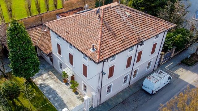 Recupero e Restauro di Villino Storico inizi '900