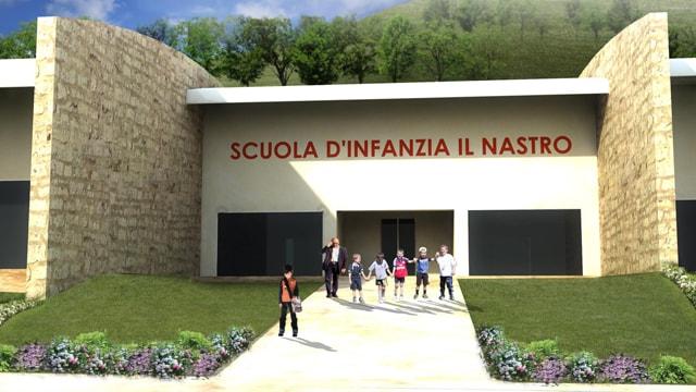 Concorso di idee per la progettazione di un edificio scolastico ad uso asilo nido e scuola materna