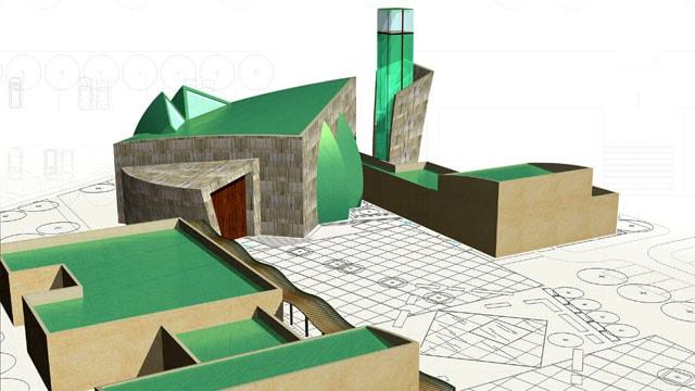 Concorso ad invito per la progettazione del complesso parrocchiale di Diegaro–Torre del Moro