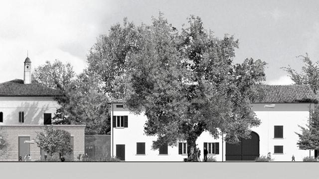 Progetto di recupero di edificio storico per la realizzazione di asilo nido aziendale