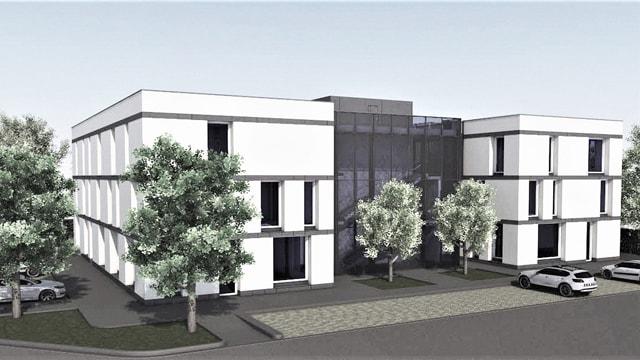 Realizzazione di edificio Direzionale / Commerciale - Direzionale Minghetti