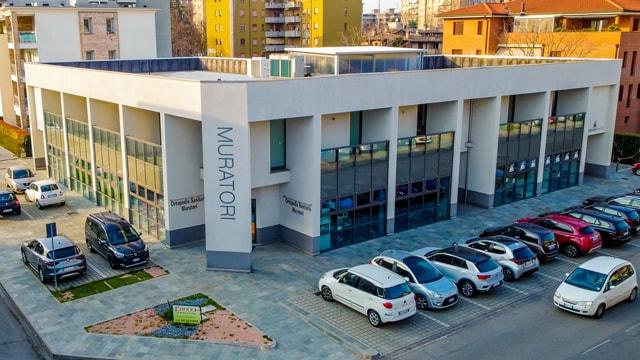 Realizzazione di edificio Direzionale / Commerciale - Direzionale Muratori