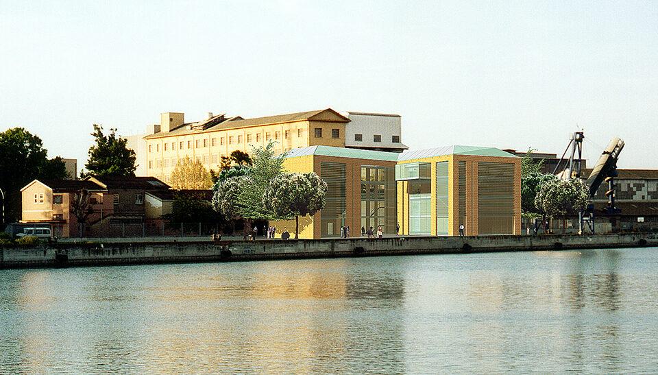 Nuova sede dell'autorità portuale di Ravenna
